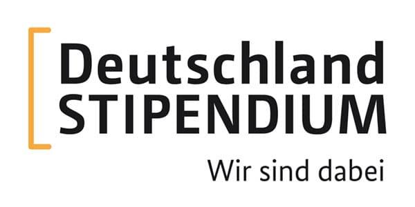 Logo Deutschland Stipendium