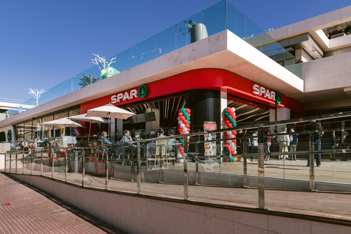 SPAR improves the shopping experience